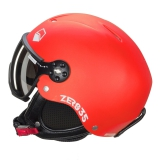 Rosso fluo - 022